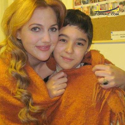 مریم اوزرلی و شاهزاده مصطفی