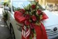 مدل تزئین ماشین عروس 92