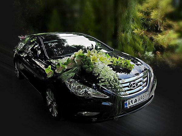 مدل تزئین ماشین عروس , مدل ماشین عروس