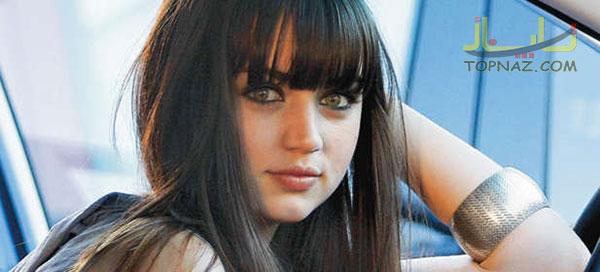 عکسهای کارولینا در سریال مدرسه شبانه روزی