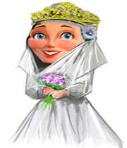 آموزش آرایش , آرایش عروس