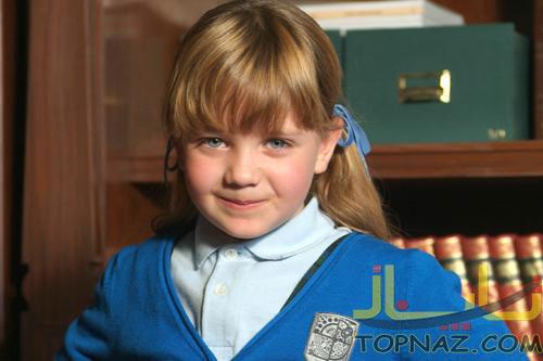 عکسهای پائولا در سریال مدرسه شبانه روزی