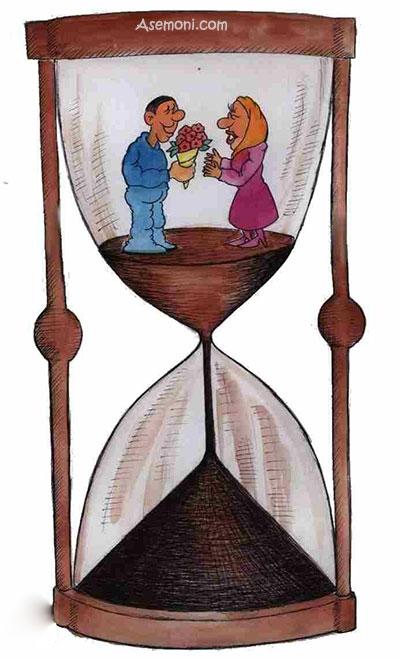 کاریکاتور ازدواج