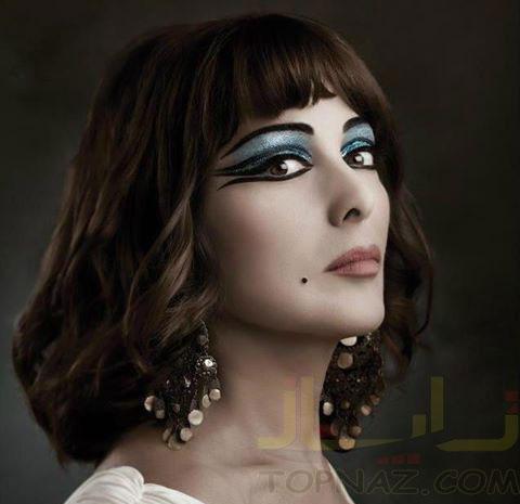 زرین تکیندور بازیگر نقش گل تن در سریال کوزی گونی