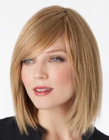 مدل موی متناسب با صورت کشیده