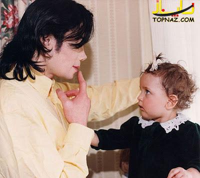 دختر مایکس جکسون