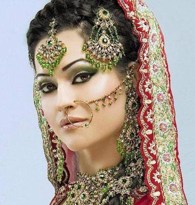 طلا و جواهرات هندی