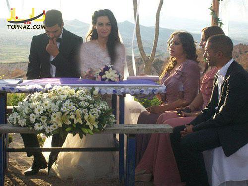 ازدواج یوسف و حوا در شمیم عشق
