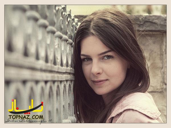 عکسهای مهری ماه در سریال حریم سلطان