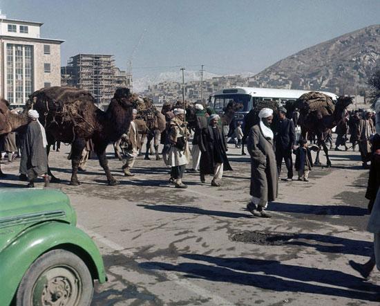 عکسهایی از افغانستان که هرگز ندیده اید