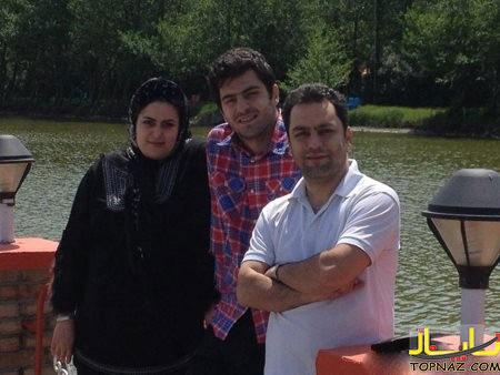 علی ضیا و خواهرش