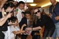 عکسهای جدید آنجلینا جولی و خانواده اش در ژاپن