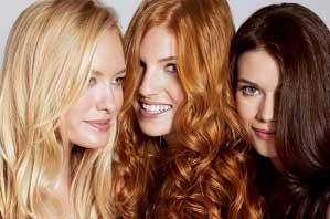 رنگ موی پرطرفدار, فرمول رنگ مو