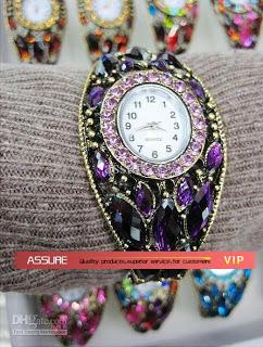 نمونه های لوکس مدل ساعت دخترانه