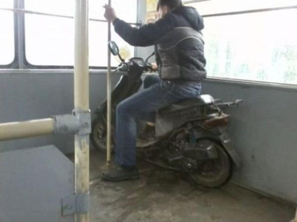 عکسهایی خنده دار که فقط در روسیه می بینید!
