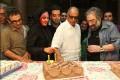 چهره خون آلود مهناز افشار در جشن تولد!
