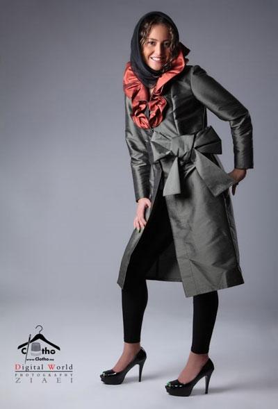 مدل مانتو مارک CLOTHO