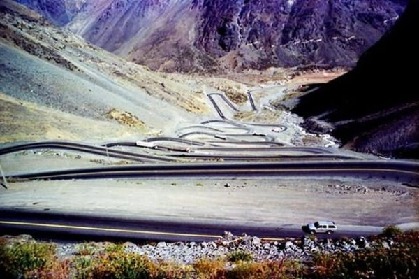 131 Most Wicked Roads In The World (34 photos)