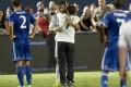 حرکت جالب و مثال زدنی کریس رونالدو در زمین فوتبال