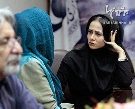 گفتگو با الناز حبیبی بازیگر نقش «عالیه» سریال دودکش
