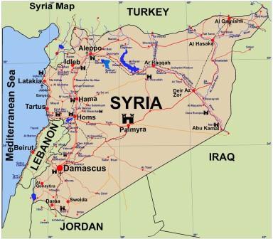 جنگ سوریه, حمله آمریکا به بشار اسد
