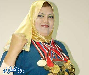 قوی ترین زن جهان
