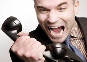 رفع مزاحمت تلفنی, مزاحم تلفنی