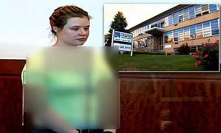 معلم زن جوان دانش آموزانش را وادار به رابطه جنسی میکرد! +عکس