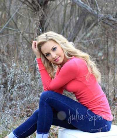 عکس دختر, دختر زیبا, زیباترین دختر آمریکا