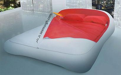 عجیب ترین تخت خواب های دنیای دکوراسیون
