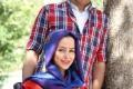 عکسهای الناز حبیبی و همسرش و بازیگران سریال دودکش