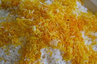 برنج در رژیم غذایی