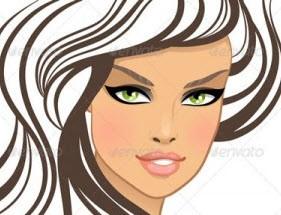 مدل آرایش برنزه, آموزش آرایش برنزه