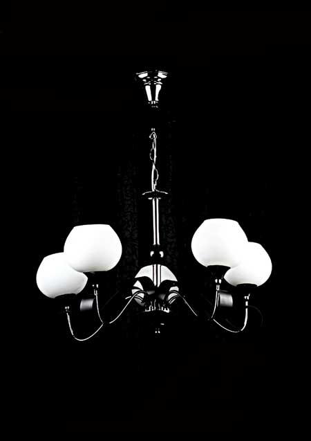 جدیدترین مدل های لوستر فانیک نور