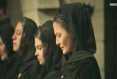 خدیجه سلطان در حریم سلطان, دانلود کلیپ مرگ خدیجه