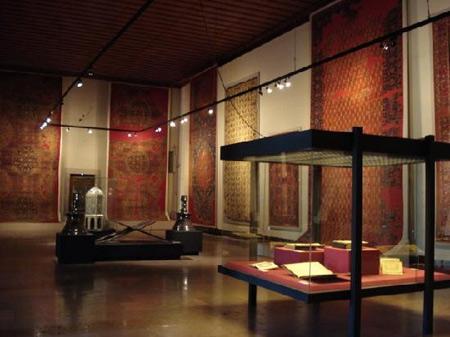 کاخ ابراهیم پاشا,موزه هنرهای اسلامی ترکیه