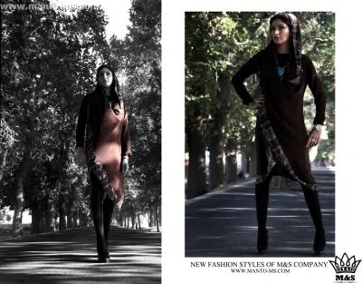 مدل مانتو تابستانه M&S