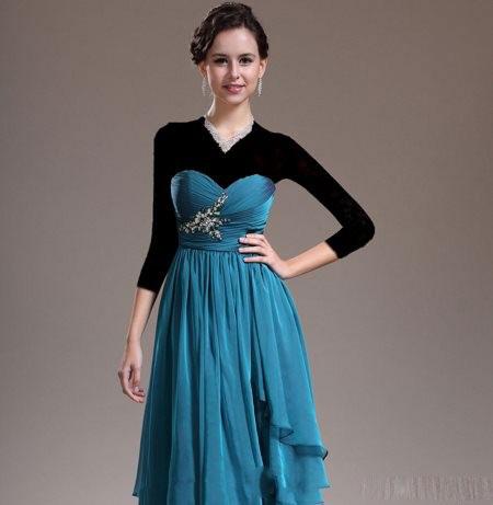 عکس از مدل لباس مجلسی شیک