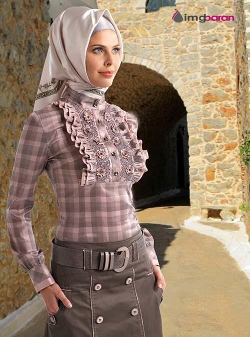 مدل لباس مجلسی اسلامی زنانه