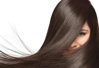 موهای شفاف, براق شدن مو