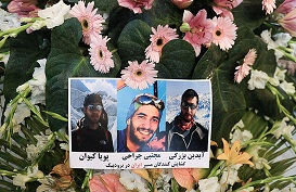 خبر از کوهنوردان ایرانی