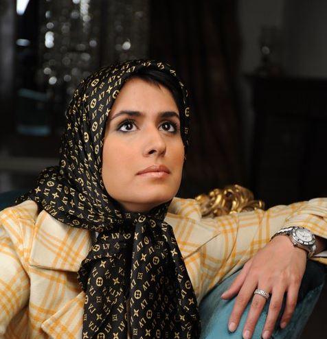 عکسهای ندا فرهنگ مهر بازیگر سریال مادرانه