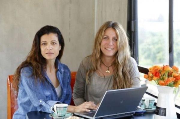 ابتکار جالب این دو خانم جوان