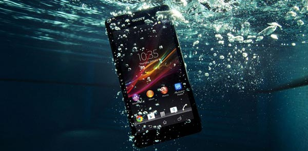 گوشی موبایل Xperia ZR