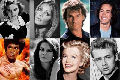 10 هنرمند معروفی که زود از دنیا رفتند!