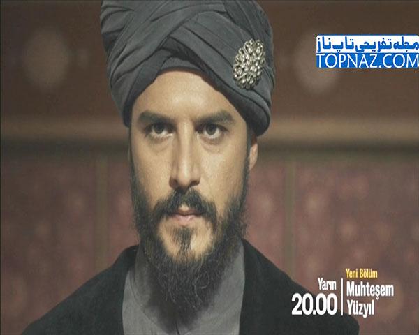 مصطفی در سریال حریم سلطان