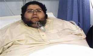 درگذشت جوان 380 کیلویی عربستانی
