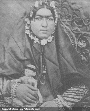 زنان چاق قاجار