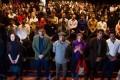علی کریمی، مهناز افشار و بنیامین میزبان مراسم گلریزان «دهلیز»