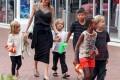 عکسهای جدید آنجلینا جولی و فرزندانش در سیدنی استرالیا
